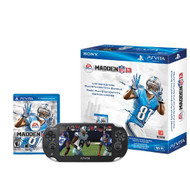 Madden NFL 13 PlayStation Vita Wi-Fi Bundle - ZZ676164