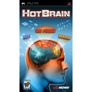 Hot Brain Sony For PSP UMD Puzzle Games - EE676207