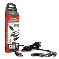 Tomee Universal Power Cable For New 3DS/ New 3DS XL/ 2DS/ 3DS XL/ 3DS/ - EE676257
