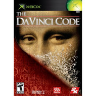 Da Vinci Code Xbox For Xbox Original With Manual and Case - EE676364