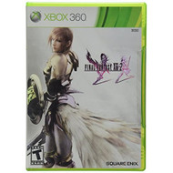 Final Fantasy XIII-2 For Xbox 360 RPG With Manual And Case - EE676379