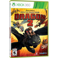How To Train Your Dragon 2: The Video Game For Xbox 360 With Manual - EE676584