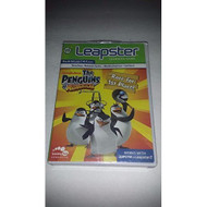 Leapfrog Leapster The Penguins Madagascar Race For 1st Place Learning - EE676597