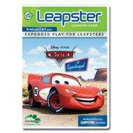 Leapfrog Leapster Learning Game Cars Supercharged For Leap Frog Arcade - EE676598