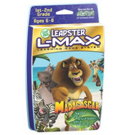 Leapfrog Leapster L-Max Educational Game: Madagascar For Leap Frog - EE676603