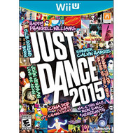 Just Dance 2015 For Wii U Music With Manual And Case - EE676609