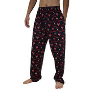NCAA Virginia Cavaliers Mens Cotton Sleepwear / Pajama Pants 2XL - EE676659