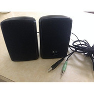 The Digital Experience Double Stereo Speakers Model :GEMPU1-1G Black - EE676666