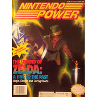 Nintendo Power Magazine March 1992 Volume 34 Vol 34 The Legend Of - EE676688