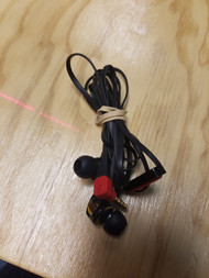 Skullcandy Smokin' Buds 2 Earbuds Black / Red / Red & Hdo Knit Cap - EE676718
