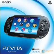 PlayStation Ps Vita 1000 3G/WI-FI Bundle - ZZ676758