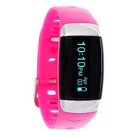 Everlast Automatic Plastic And Rubber Fitness Watch Color:pink Model: - EE676842