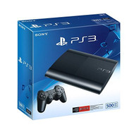 Sony PlayStation 3 500 GB System PS3  - ZZ676945