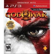 God Of War III PlayStation 3 PS3 - ZZ676953