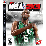 NBA 2K9 For PlayStation 3 PS3 Basketball - EE676998