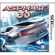 Asphalt 3D For 3DS Flight - EE677047