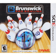 Brunswick Pro Bowling Nintendo For 3DS - EE677054