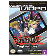 Yu-Gi-Oh Volume 1 Videos Yugi Vs Joey For GBA Gameboy Advance Strategy - EE677083