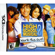 High School Musical 2: Work This Out For Nintendo DS DSi 3DS 2DS - EE677136
