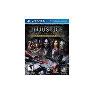 Injustice: Gods Among US Ultimate Edition PlayStation Vita Standard - EE677149
