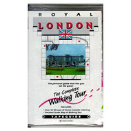 Royal London With Map Tapeguide Walking Tours By Penton Overseas Inc - EE677274