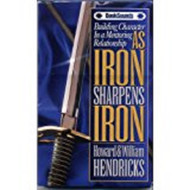 As Iron Sharpens Iron On Audio Cassette - EE677291