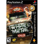 Twisted Metal: Head On Extra Twisted Edition For PlayStation 2 PS2 - EE677431