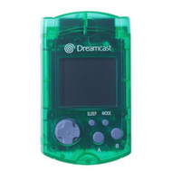 Green Visual Memory Unit VMU For Sega Dreamcast Card Expansion 1008650 - EE677449