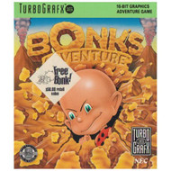 Bonk's Adventure For Turbo Grafx 16 Vintage - EE677467