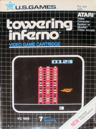 Towering Inferno For Atari Vintage - EE677469