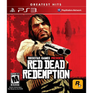 Red Dead Redemption For PlayStation 3 PS3 With Manual and Case - EE677574