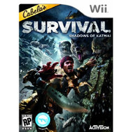 Cabelas Survival: Shadows Of Katmai For Wii - EE677610
