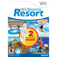 Limited-Edition Wii Sports Resort Bundle With Two Wii Motionplus - ZZ677651
