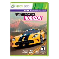 Forza Horizon Xbox 360 With Manual And Case - ZZ677653
