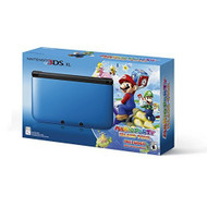 Nintendo 3DS XL Blue/black Limited Edition With Mario Party: Island - ZZ677656