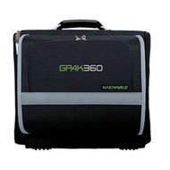G-Pak Xbox 360 Console Organiser And Travel Case Black Carry/Shoulder - EE677668