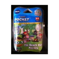 Vsmile Pocket Learning System Super Why The Beach Day Mystery For - EE677670