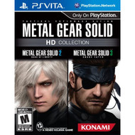 Metal Gear Solid HD Collection For Ps Vita Shooter - EE677700