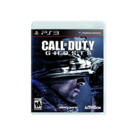 Call Of Duty Ghosts PS3 With Manual And Case - ZZ677769