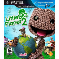 Little Big Planet 2 Game For PlayStation PS3 - ZZ677773