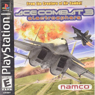 Ace Combat 3 Electrosphere For PlayStation 1 PS1 - EE677778