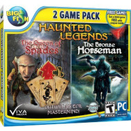 Haunted Legends Pack Jc By Viva Media Software - EE677877