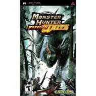 Monster Hunter Freedom Unite Sony For PSP UMD Strategy - EE677906