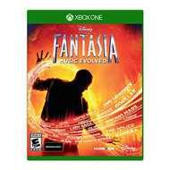 Disney Fantasia: Music Evolved For Xbox One With Manual And Case - EE677923
