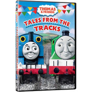 Thomas: Tales From The Tracks With Michael Brandon On DVD - EE677951