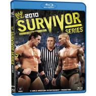 WWE: Survivor Series 2010 Blu-Ray On Blu-Ray With Randy Orton - EE677948