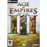 Age Of Empires III Software Brand New - EE677998
