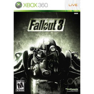 Fallout 3 Game For Xbox 360 With Manual and Case - ZZ678017
