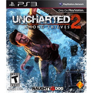 Uncharted 2: Among Thieves PlayStation 3 With Manual and Case - ZZ678024