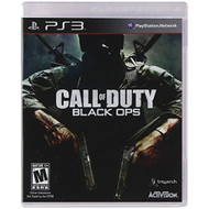 Call Of Duty: Black Ops PlayStation 3 With Manual And Case - ZZ678032